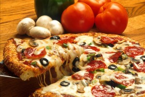 small vegetables-italian-pizza-restaurant