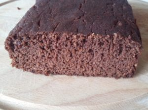 Carob and Cocoa Cake